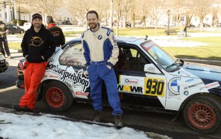 Josh Hickey / James Spoth at the Parc Expose in Wellsboro, Pennsylvania. (Mike Brunner)