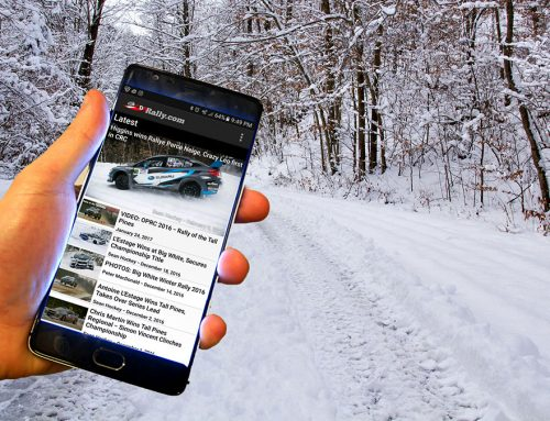EZTrak allows live updates from inside competition vehicles