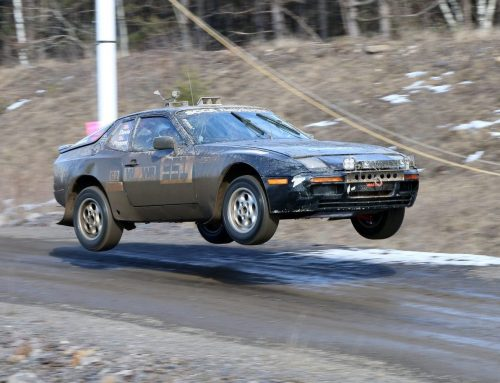 Press Notes #1 : 2018 Waste Management Winter RallySprint